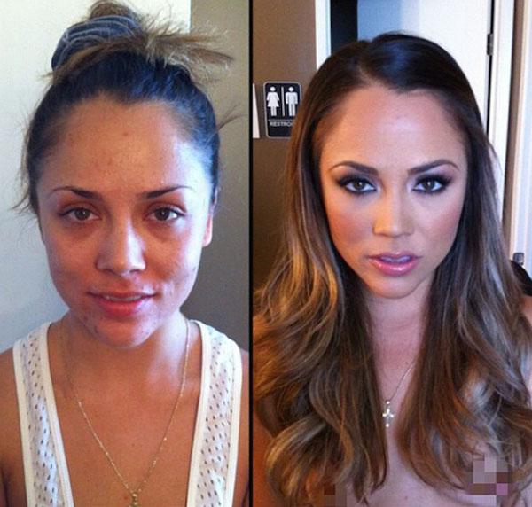 Porn-Stars-Before-and-After-Makeup-10
